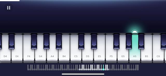 Фортепиано - играть неограниченное количество песен