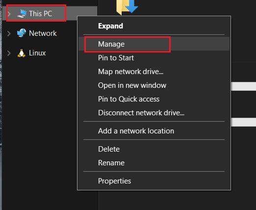 Contraseña de Windows 10 caducada