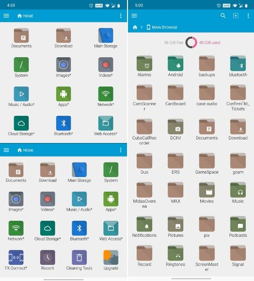 3. FX File Explorer