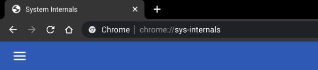 Мониторинг производительности системы в Chromebook