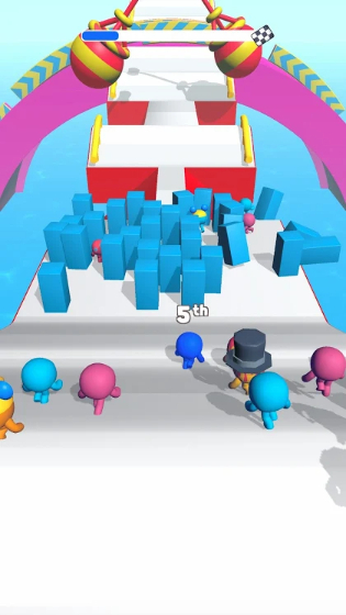 4. Run Royale 3D Games Like Fall Guys for Android and iOS