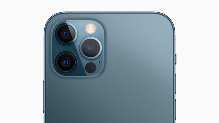 κάμερες iphone 12 pro