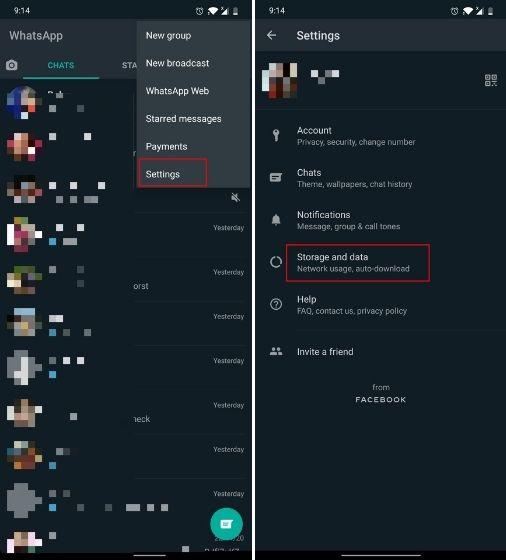 Освободите хранилище WhatsApp на своем смартфоне