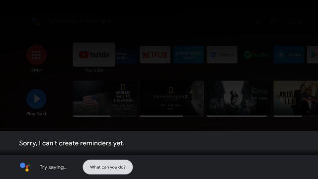 Используйте Google Assistant на Android TV (2021 г.)