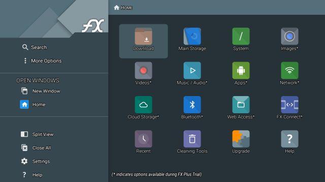 Лучшие файловые менеджеры для Android TV
