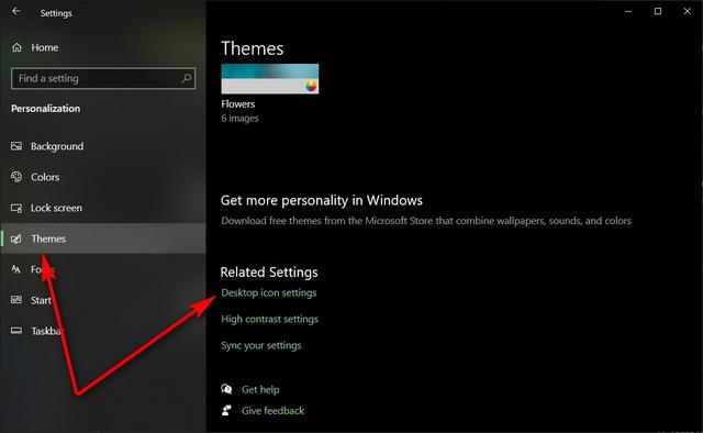 Восстановить корзину в Windows 10