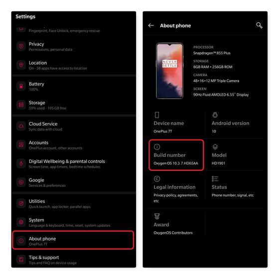 habilitar opciones de desarrollador android