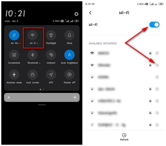 Android 8.1 Oreo и старше