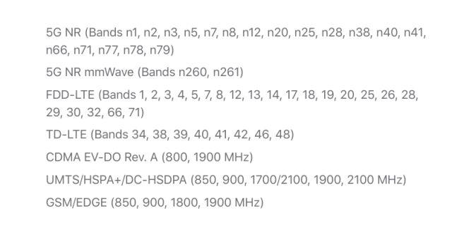 Подробное объяснение диапазонов 5G (2021 г.)