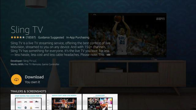 Добавляйте бесплатные прямые телеканалы на Fire TV Stick (2021 г.)