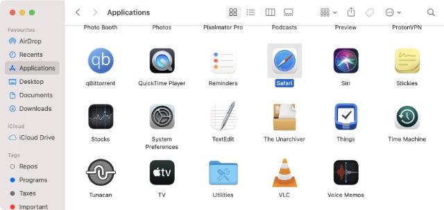 универсальное приложение apple m1
