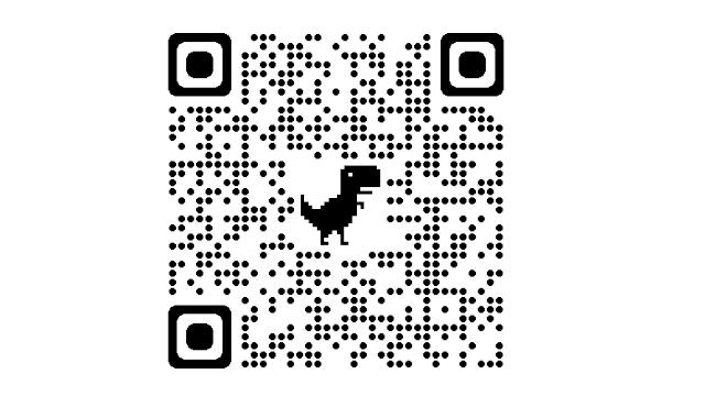 пример кода qr