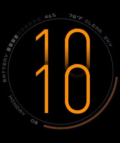Лучшие циферблаты для часов Wear OS в 2021 году