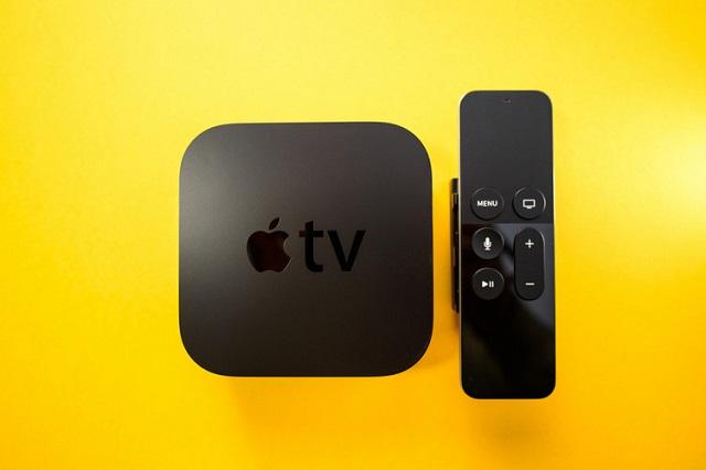 Apple TV 2021 года