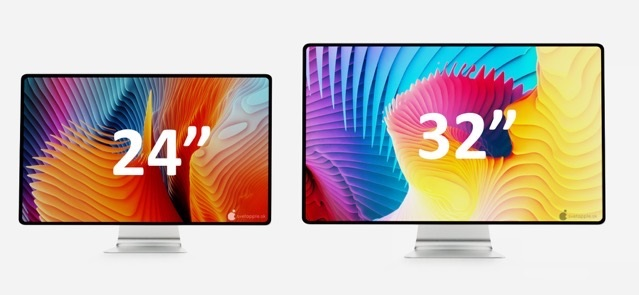 iMac 2021 года