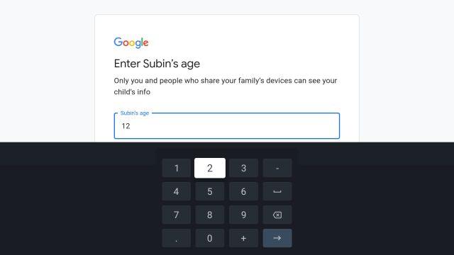 Добавьте профиль ребенка в Google TV (2021 г.)