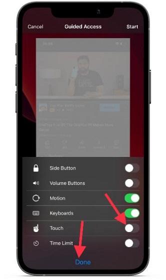 Время отключить сенсорное управление на iPhone и iPad
