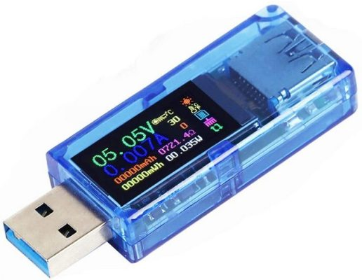 Voltímetro USB: Cómo verificar la salida de energía de los puertos USB en Windows 10