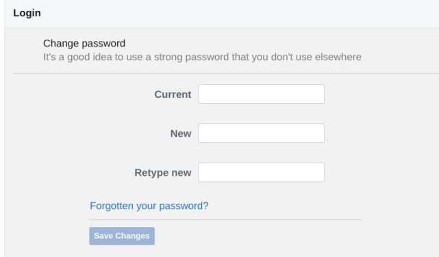 Защитите свою учетную запись после взлома данных Facebook
