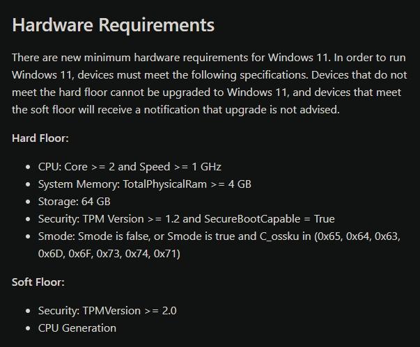 Esta PC no puede ejecutar Windows 11