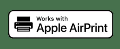 Logotipo de Apple-AirPrint