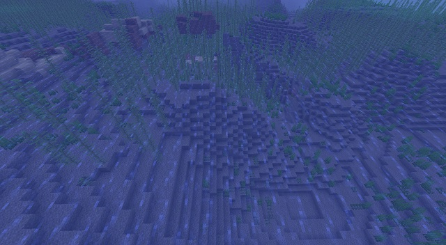 Under the Cold Ocean in MC