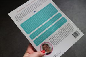 Achterkant boek miskraambegeleiding