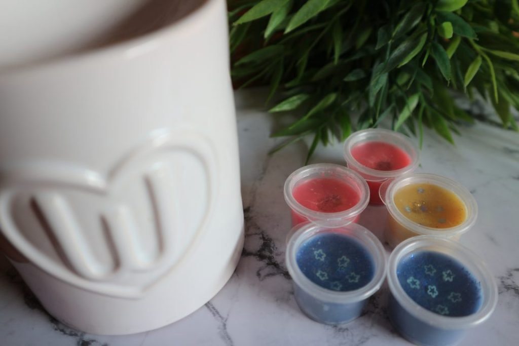 Vegan Waxmelts Blossom Up en geurbrander