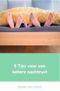 5 tips voor een betere nachtrust en een kijkje in mijn slaapkamer