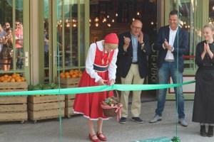 Opening La Place De vrolijke Noot de Efteling Roodkapje
