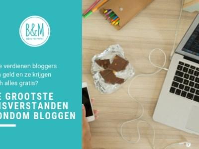 De grootste misverstanden rondom bloggen