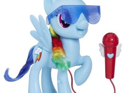 Singing Rainbow Dash | Winactie My Little Pony
