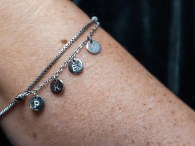 Gepersonaliseerde armband | Winactie Kaya Sieraden
