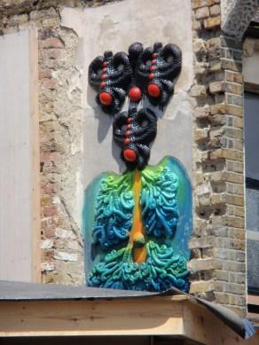 Wall sculpture Peckham