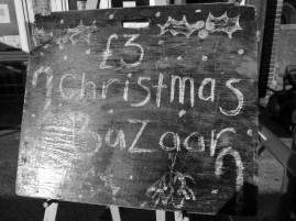 £3 Christmas bazaar