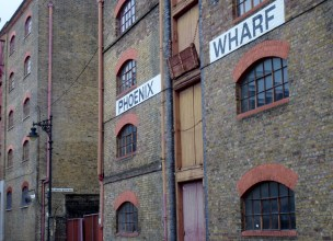 Wharves and warehouses