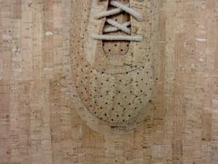 Camper Shoes prototype cork