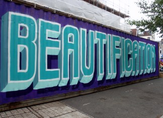 Beautification Urban Art 2015 street art area