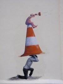 Near Rue de Nil - street art