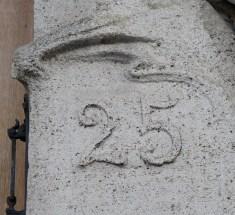 The Horta Museum exterior detail