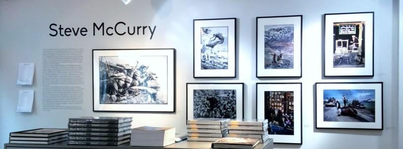 SSteve McCurry exhibition at Beetles & Huxley galleryteve McCurry exhibition at Beetles & Huxley gallery