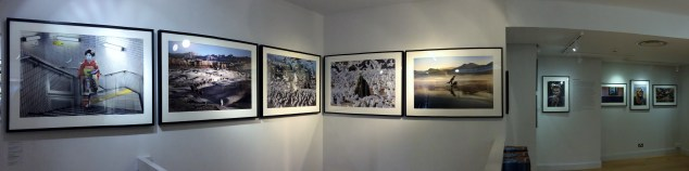 Steve McCurry exhibition at Beetles & Huxley gallery images