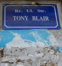 kosovo-tony-blair-street