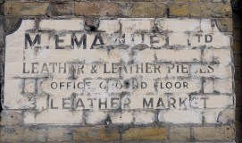 M. Emanuel Ltd, Leather & Leather Pieces, Office, Ground Floor, 3 Leather Market