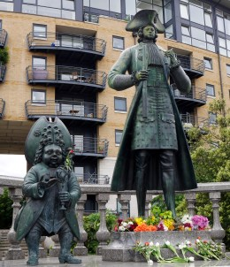 Peter the Great Statue (3)