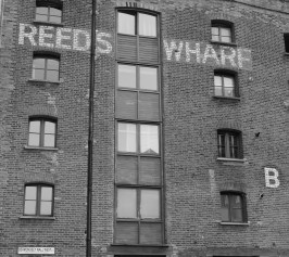 Reeds Wharf Bermondsey Wall west