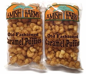 Amish Farms Old Fashioned Caramel Puffies