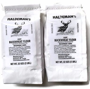 Haldeman Mills - Light Buckwheat Flour, 2pk