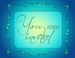 Invitation Blog