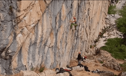 Pizzoferrato (CH) – Incapace d'amare 8a